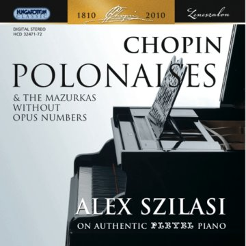 Polonaises and the Mazurkas Without Opus Numbers CD