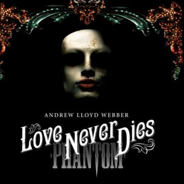Love Never Dies (A szerelem örök) CD