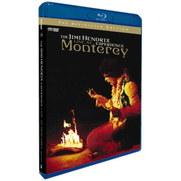 Live At Monterey Blu-ray