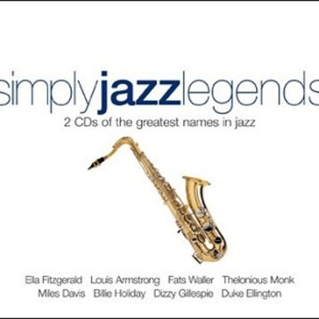 Simply Jazz Legends CD