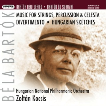 Bartók New Series SACD