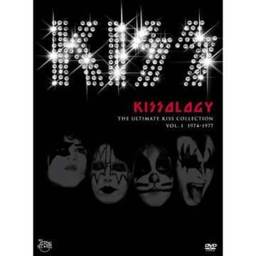 Kissology - The Ultimate Kiss Collection Vol. 1 DVD