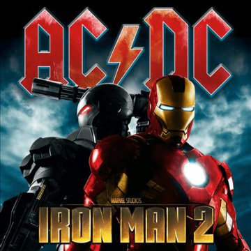 Iron Man 2 LP