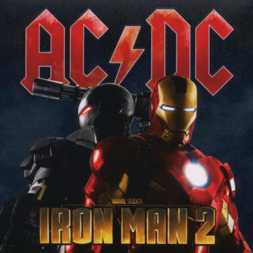 Iron Man 2 CD