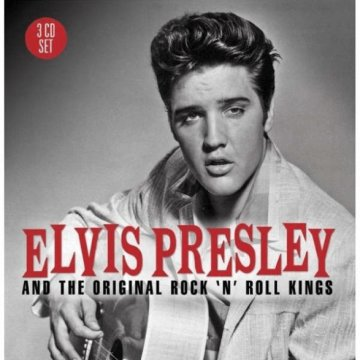 Elvis Presley And The Original Rock'n' Roll Kings CD