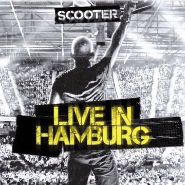 Live In Hamburg 2010 CD