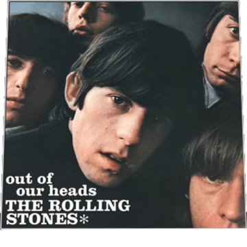 Out Of Our Heads CD