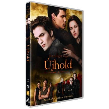 New Moon - Újhold DVD