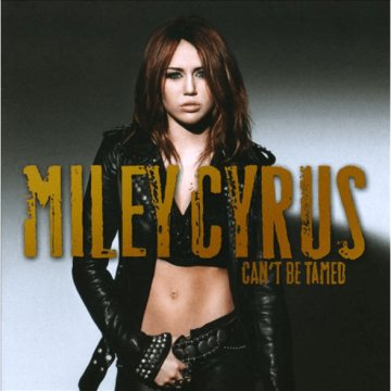 Can't Be Tamed CD