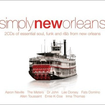 Simply New Orleans CD