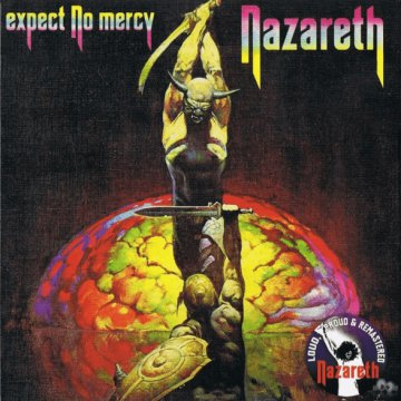 Expect No Mercy CD
