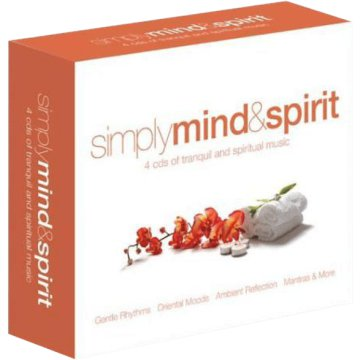 Simply Mind & Spirit CD