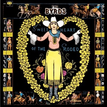 Sweetheart Of The Rodeo LP