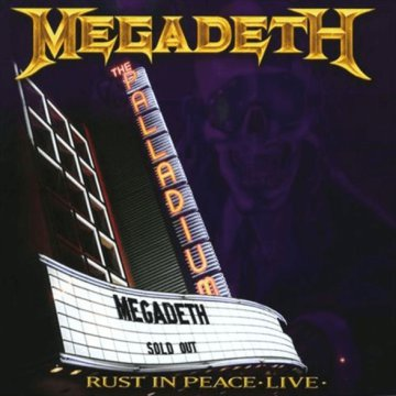 Rust In Peace Live CD+DVD