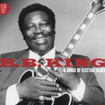 B.B.King & Kings Of The Electric Blues CD