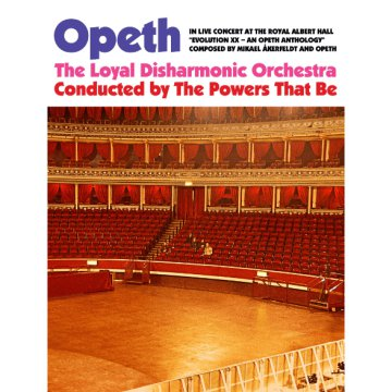 In Live Concert at the Royal Albert Hall DVD