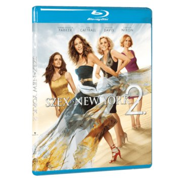 Szex és New York 2 Blu-ray