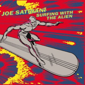 Surfing With The Alien LP