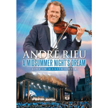 A Midsummer Night's Dream - Live In Maastricht 4 DVD