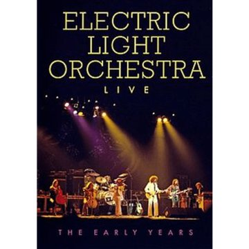 Live - The Early Years DVD