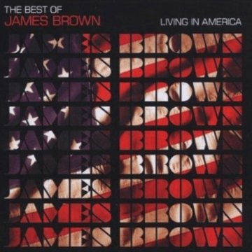 The Best of Living In America CD