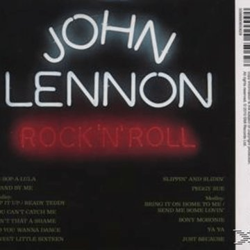 Rock 'N' Roll CD