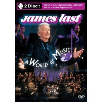 A World Of Music CD+DVD