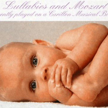 Lullabies and Mozart CD