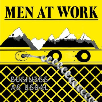 Business As Usual CD