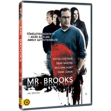 Mr. Brooks DVD