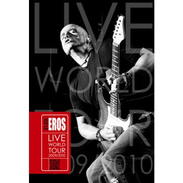 21.00 -  Eros Live World Tour 2009 - 2010 DVD