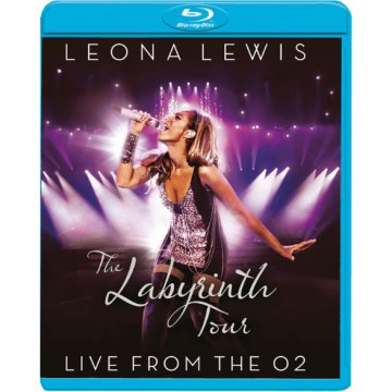 The Labyrinth Tour - Live From The O2 Blu-ray