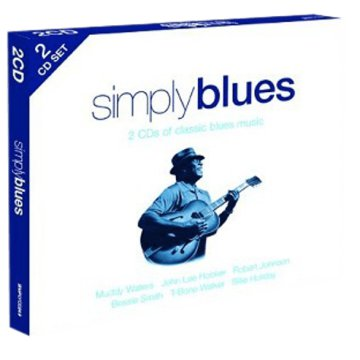 Simply Blues (dupla lemezes) CD