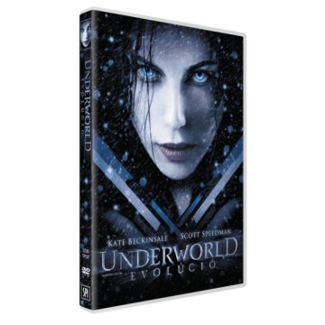 Underworld - Evolúció DVD