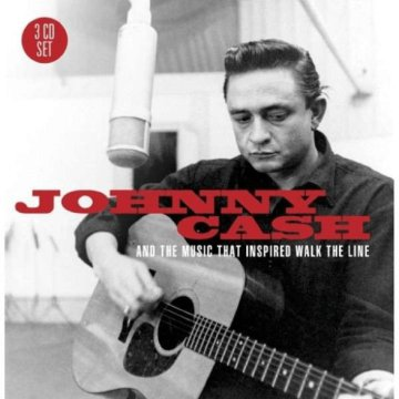 Johnny Cash and the Music That Inspired Walk the Line CD