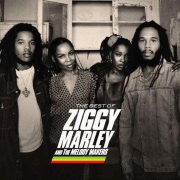 The Best Of Ziggy Marley CD