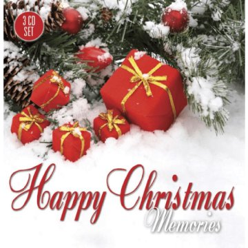 Happy Christmas Memories CD