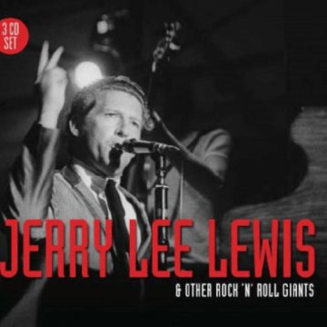 Jerry Lee Lewis & Other Rock 'n' Roll Giants CD