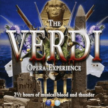 The Verdi Opera Experience CD