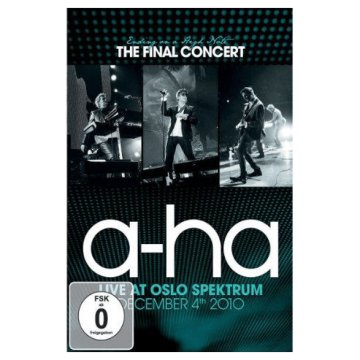 Ending On A High Note - The Final Concert DVD
