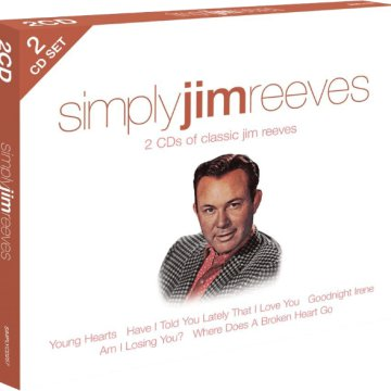 Simply Jim Reeves CD