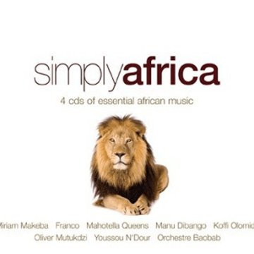 Simply Africa CD