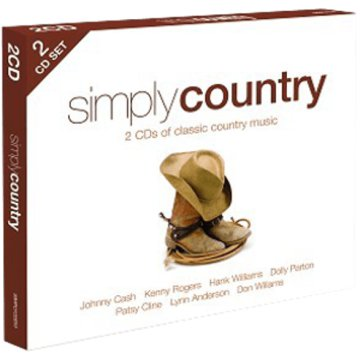 Simply Country (dupla lemezes) CD