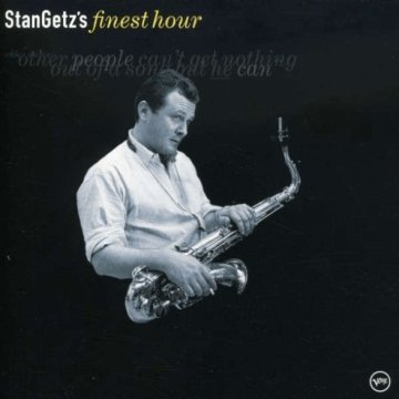 Finest Hour - The Best Of Stan Getz CD