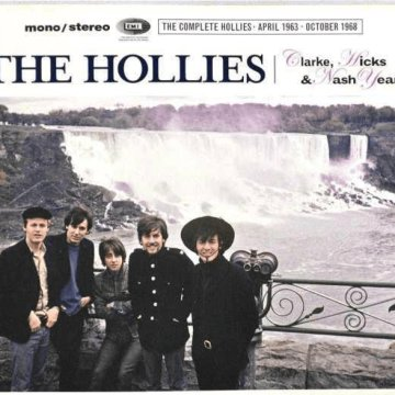 The Clarke, Hicks & Nash Years - The Complete Hollies (April 1963 - October 1968) CD