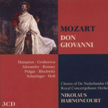 Don Giovanni CD