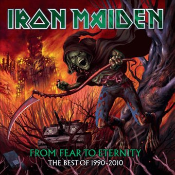 From Fear to Eternity - The Best of 1990-2010 CD
