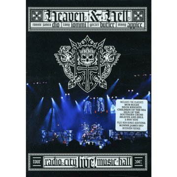 Radio city music hall Live DVD