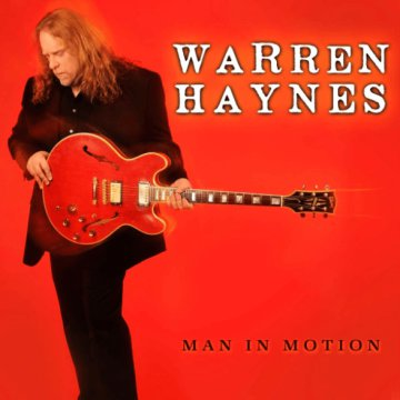 Man In Motion CD