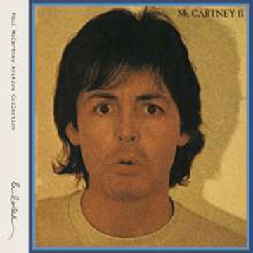 McCartney II (2011 Remastered) (Special Edition) CD